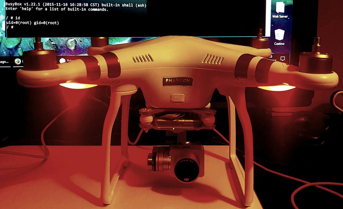 How Can Drones Be Hacked? The updated list of vulnerable