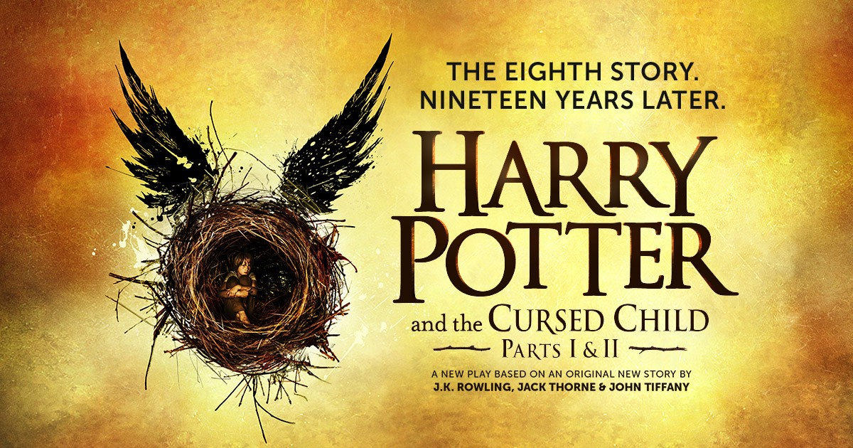 3 Reasons Harry Potter and the Cursed Child Sucks - Jenny
