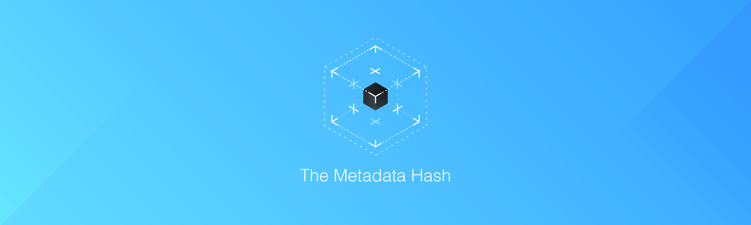 Deconstructing a Solidity Contract — Part VI: The Metadata Hash