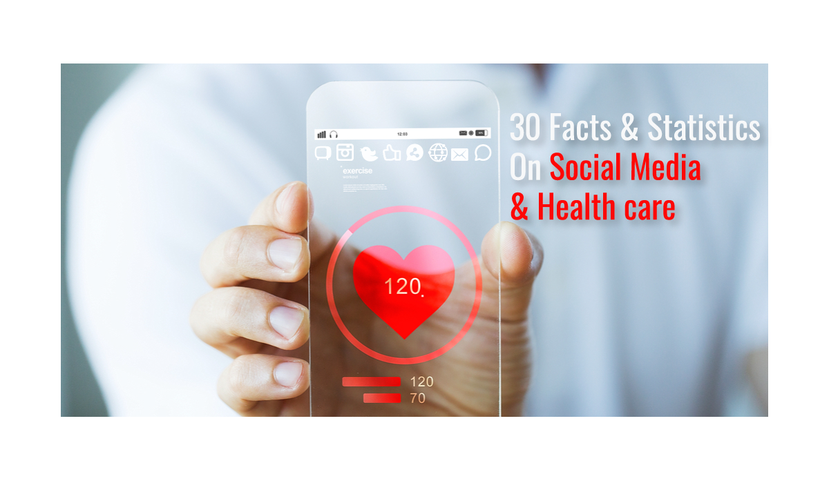 30 Statistics & Facts on Social Media and Healthcare