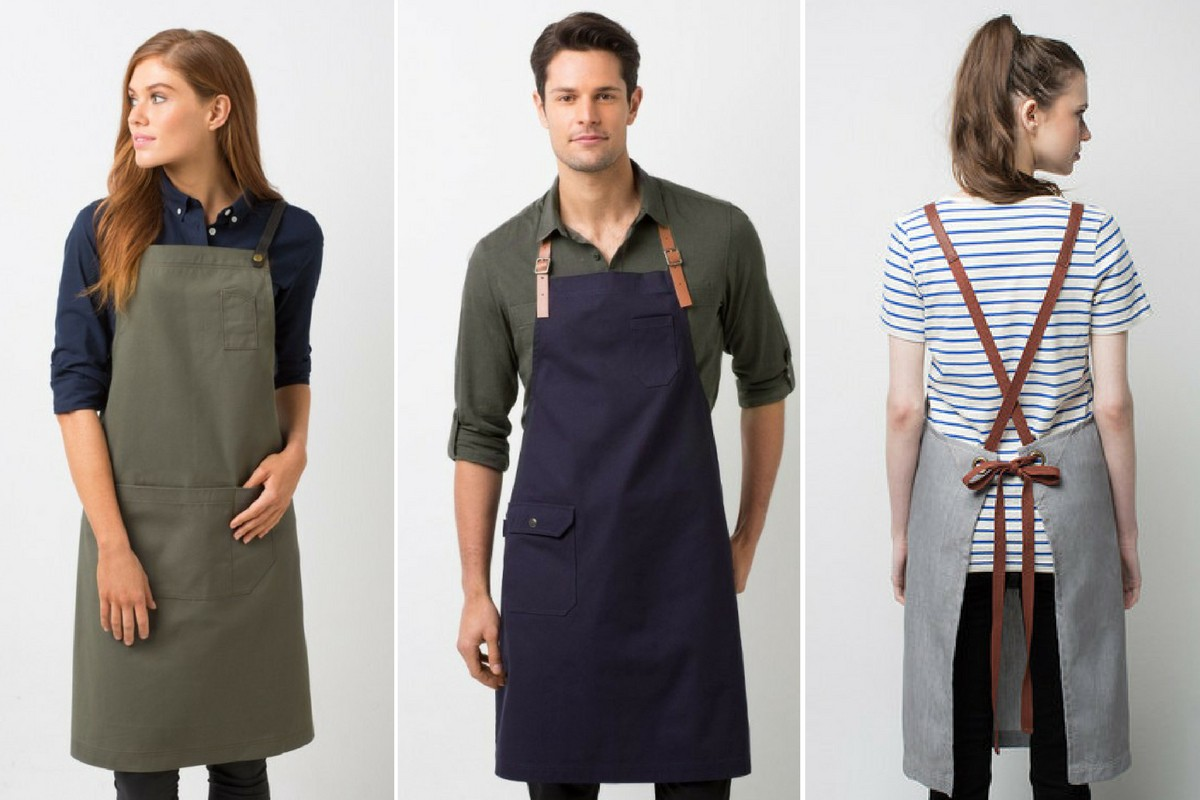 Choosing the right apron for your employees
