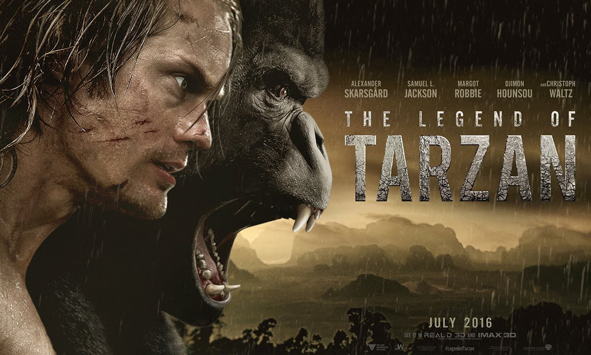 Greystone movie tarzan