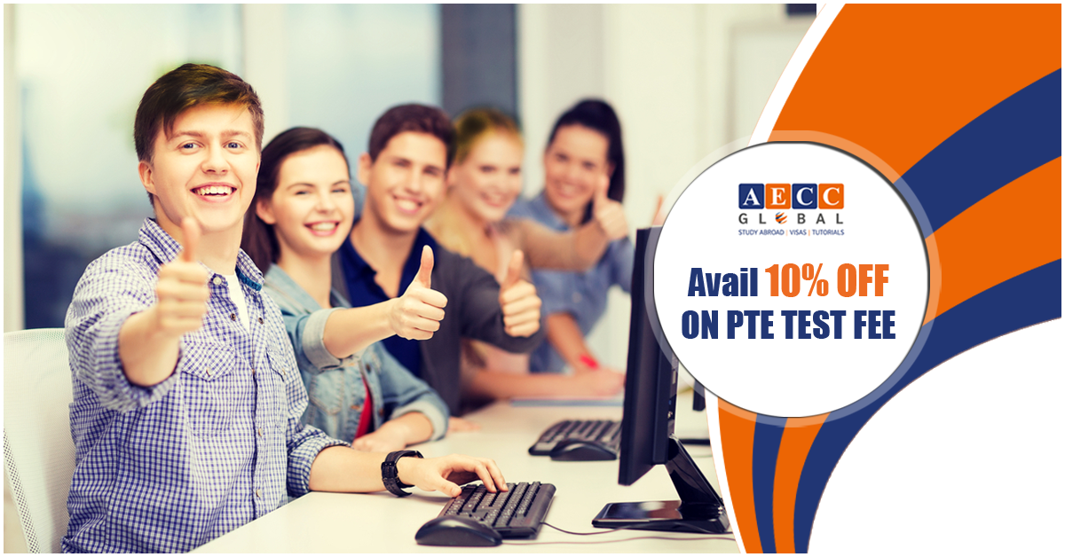 Why Should You Take PTE Academic Test? - AECC GLOBAL INDIA