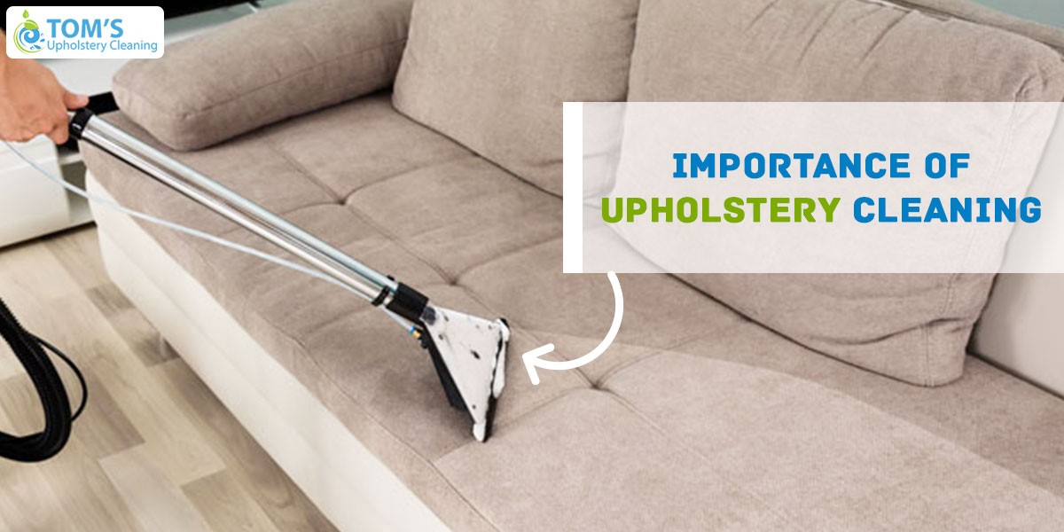 Upholstery Cleaning And It S Importance