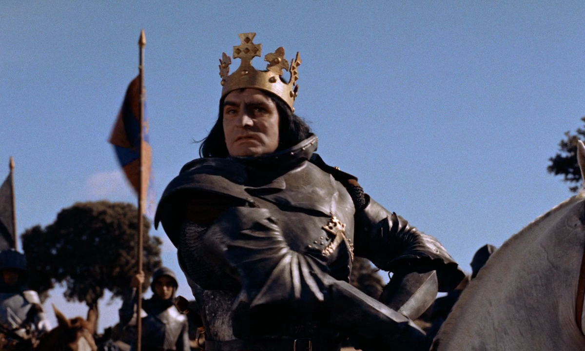 Laurence Olivier Brings Shakespeare To Life In The Criterion