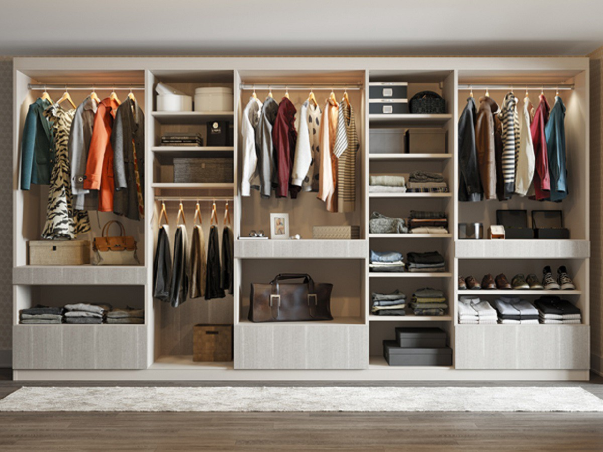 Wardrobes in your interior. Types of Wardrobes. | by Colin ...