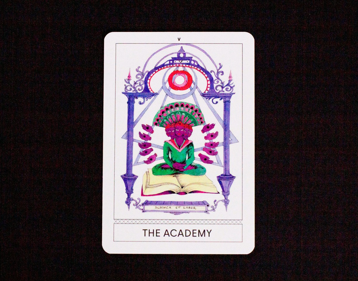This new Tarot deck can help you navigate the 21st-century's