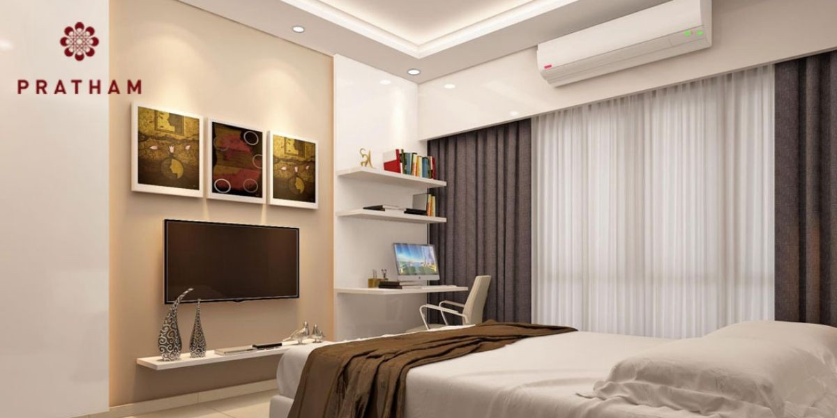 6 Ways Of Adding Suede To Your 3 Bhk Flat In B T Road Kolkata By Dhoot Pratham Pratham Flats In North Kolkata Medium