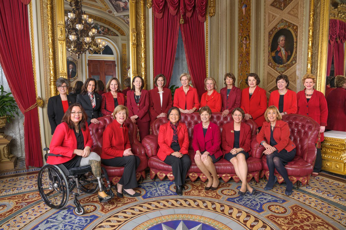 HBICs: Women of the United States Senate | by Kylie Madden | The ...