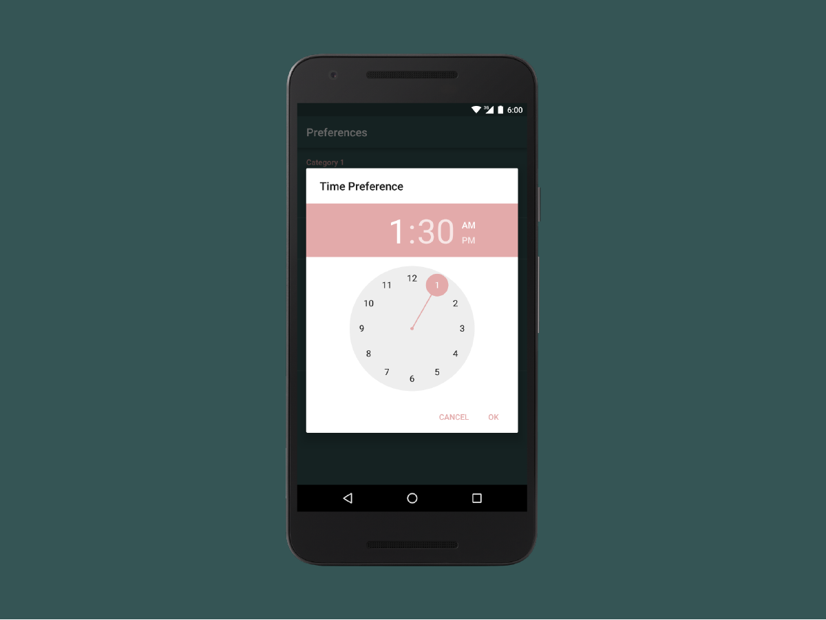 Building an Android Settings Screen (Part 3) - Jakob Ulbrich
