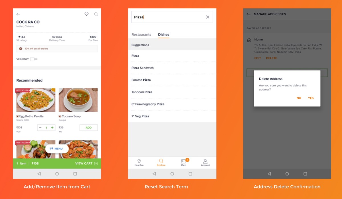 Swiggy food order & delivery app—a heuristic evaluation case
