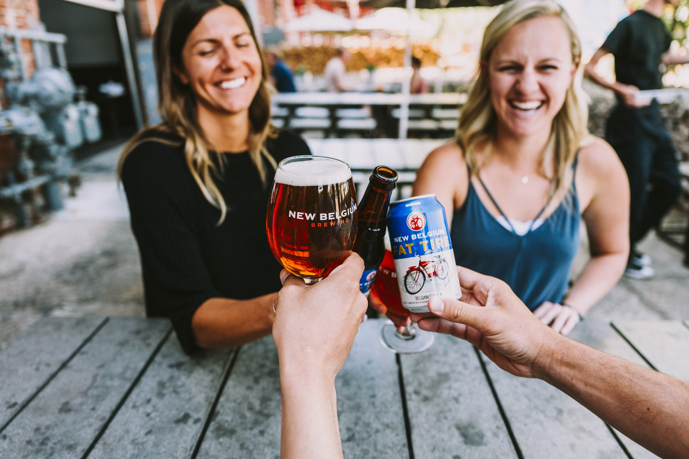 New Belgium Brewing Makes Legal Commitment to Create Positive Impact