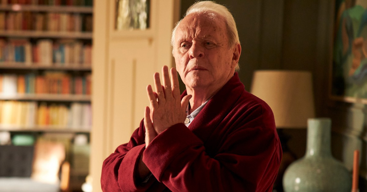 Anthony Hopkins in The Father | Sony Pictures Classics