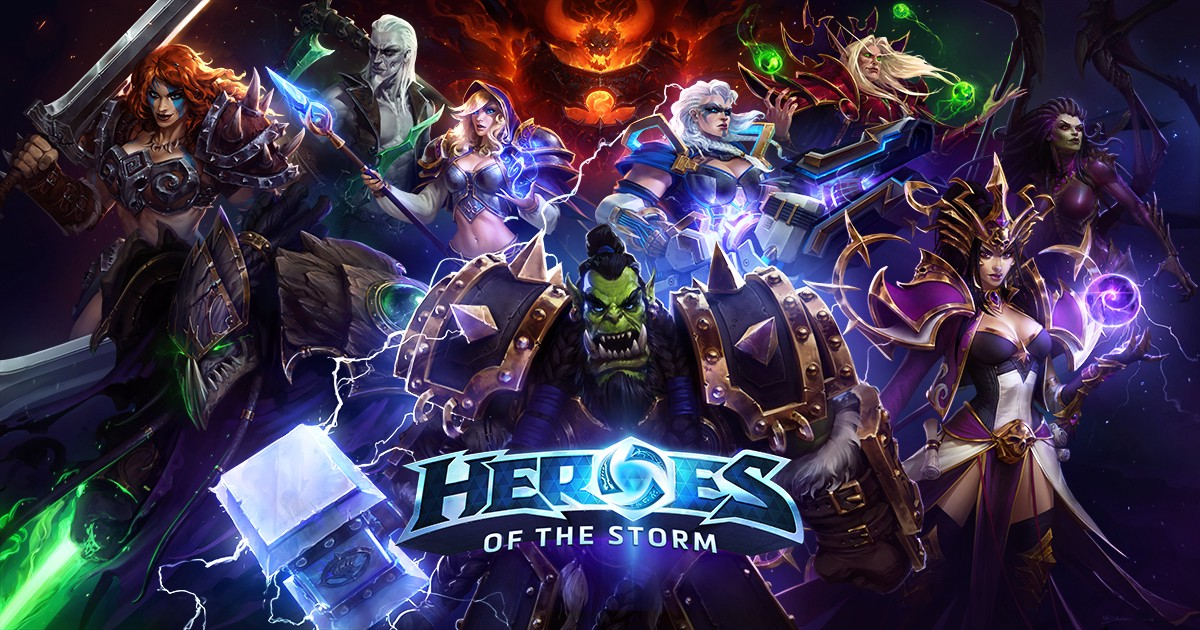Heroes Of The Storm Get 20 Heroes For Free By Logging In By Sam Lee Hollywood Com Esports Thank you to everyone for your. heroes of the storm get 20 heroes for