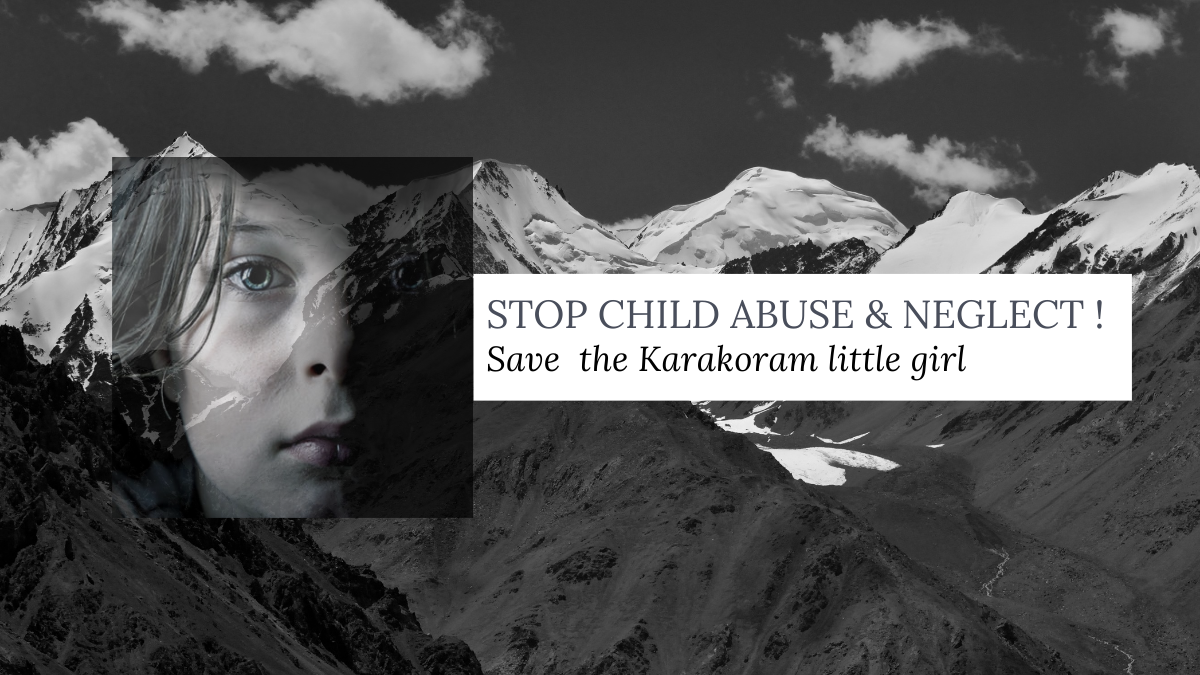Ramla Akhtar, Rmala Aalam, Chapursan Valley, Hunza — Child abuse