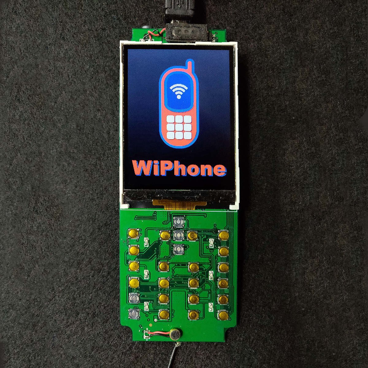 The ESP32-Based VoIP WiPhone - Hackster Blog