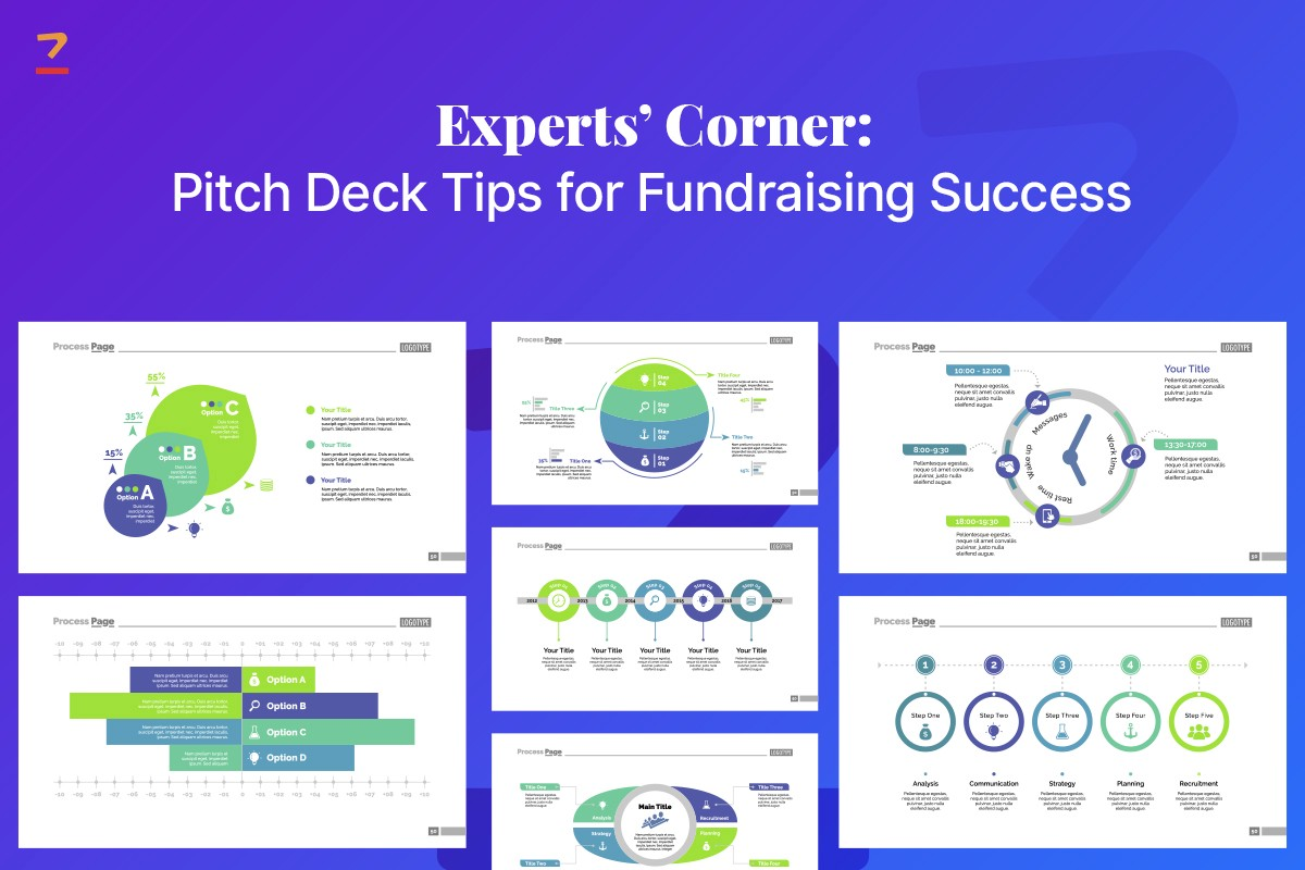 Experts' Corner: Pitch Deck Tips for Fundraising Success