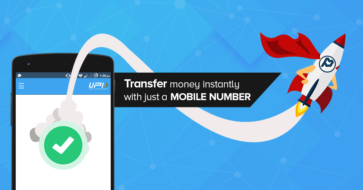 Sharing Money With Just A Mobile Number