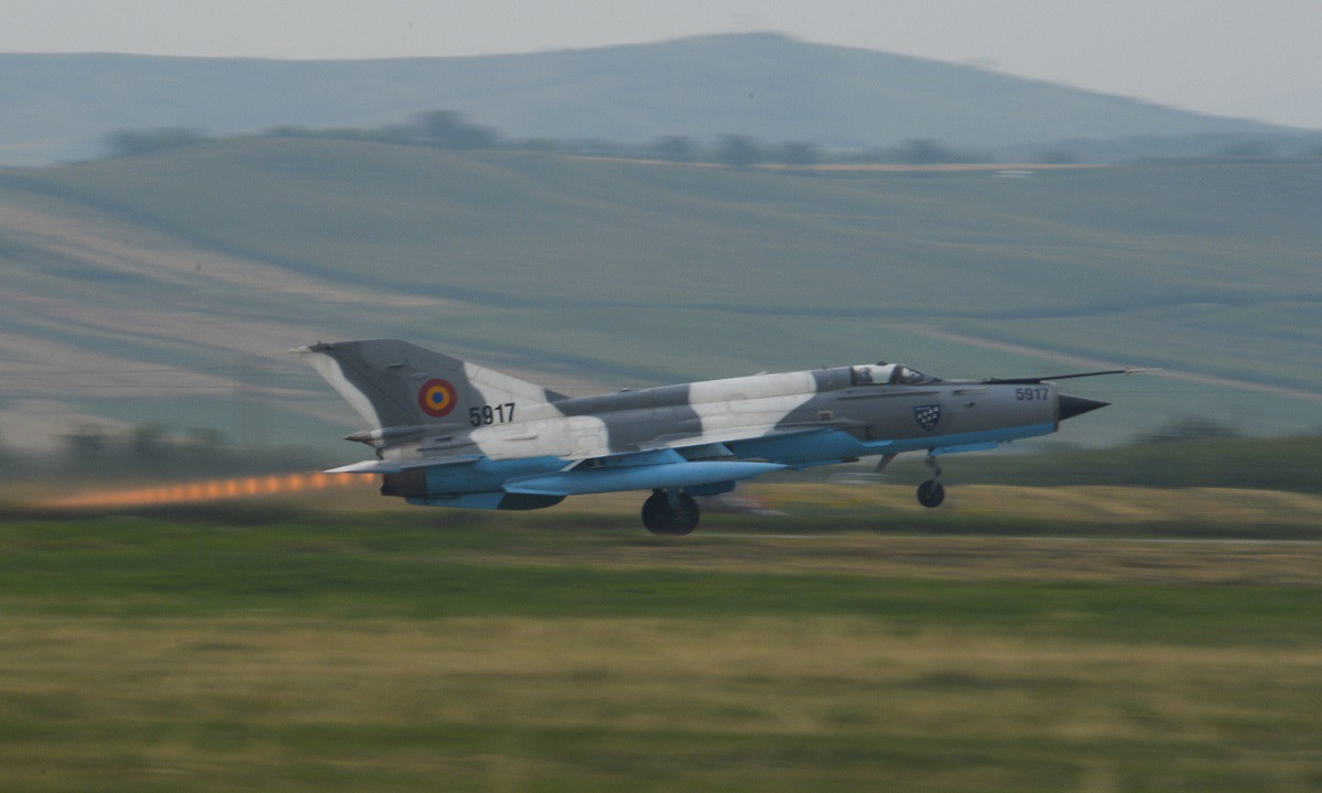 The MiG-21 Is Still a Great Fighter Jet - War Is Boring - Medium