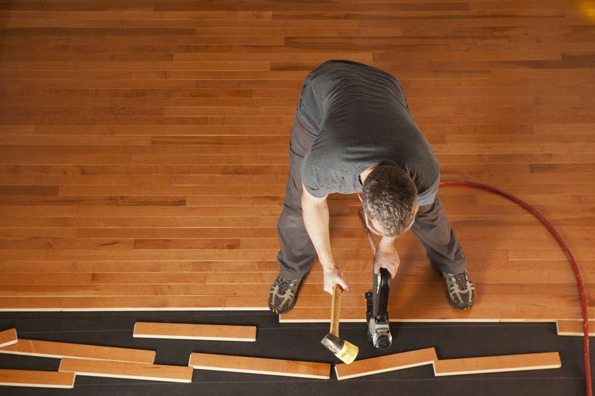 Installing A Hardwood Floor The Preparation Process