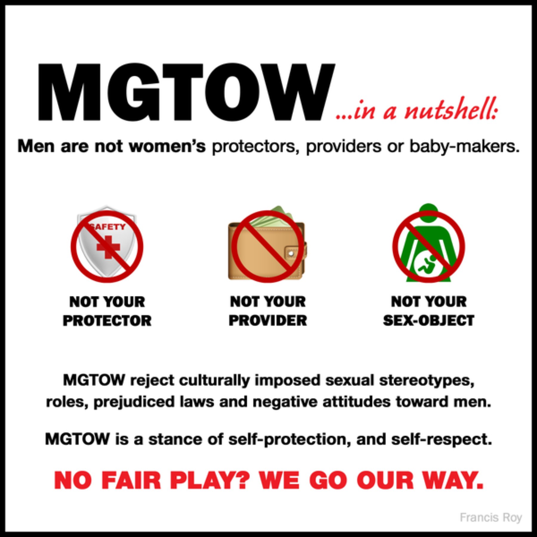 MGTOW — How I Got Started - Expat Unchained - Medium