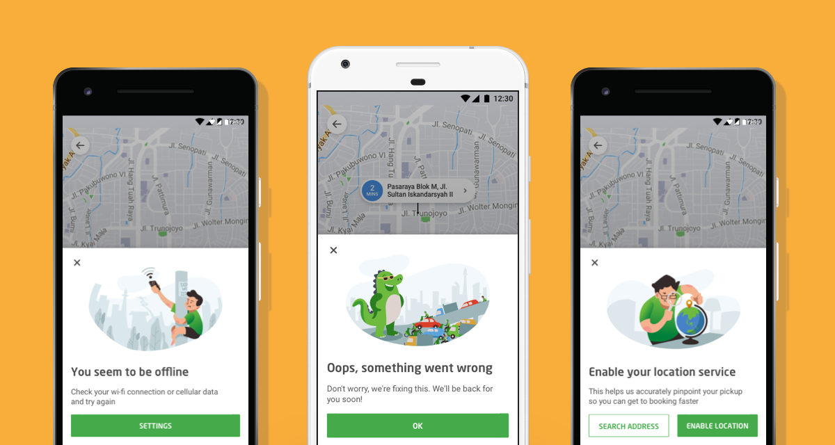 How we built the new GO-JEK Rider App - Gojek Product + Tech