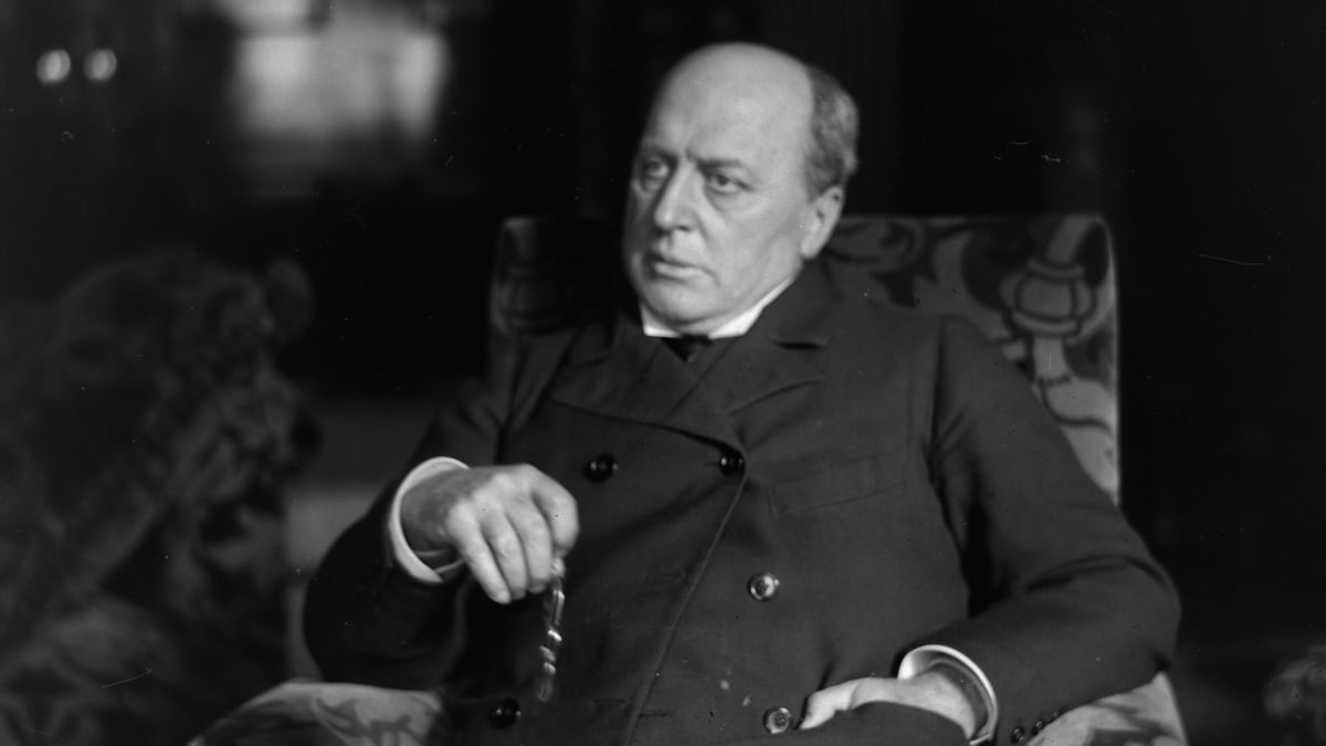 Henry James lawyer
