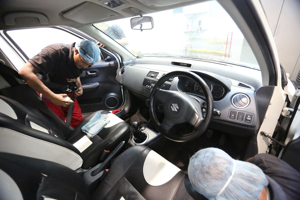 Car Interior Cleaning Services Near Me >> Why You Should Hire Professional Car Interior Cleaning