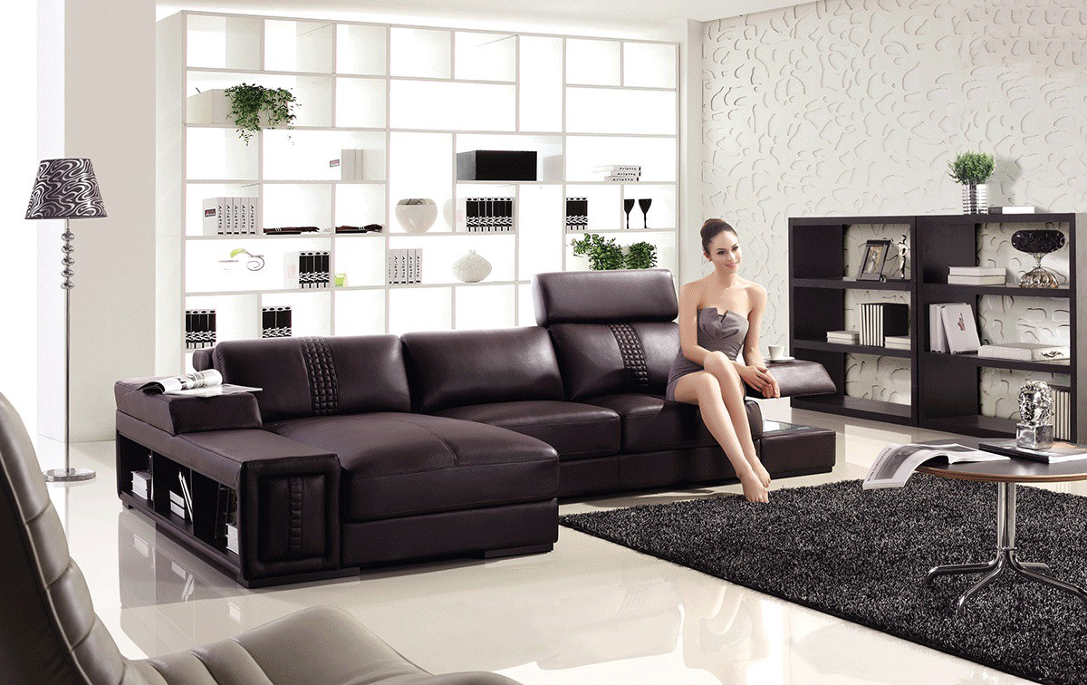 Sectional and Corner Sofas Buying Guide - Dior Furniture NYC ...
