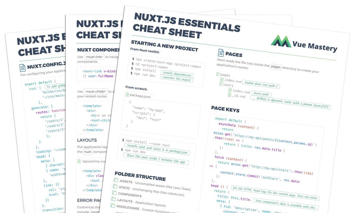 7 Problems you can avoid by using Nuxt js for your next Vue app
