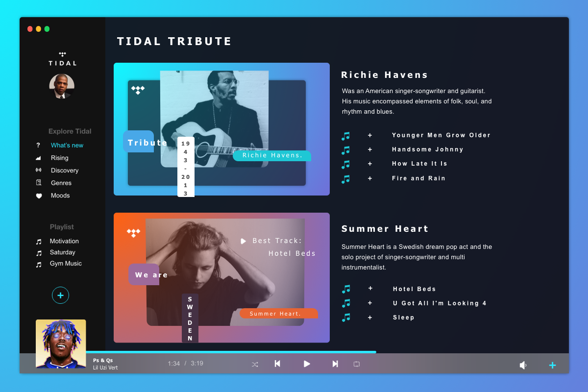 Why Jay-Z's Tidal is not a Disaster: It just needs its own