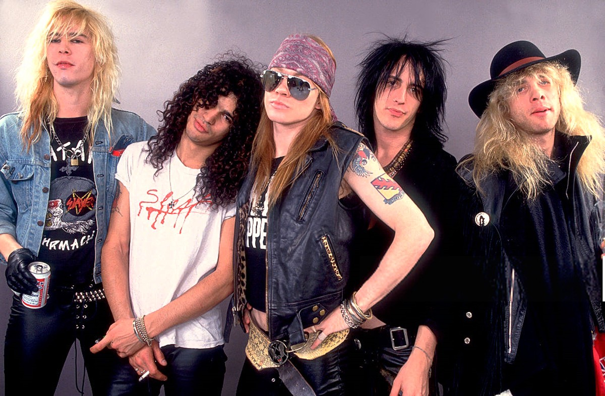 All 80 Guns N' Roses Songs, Ranked - Cuepoint - Medium