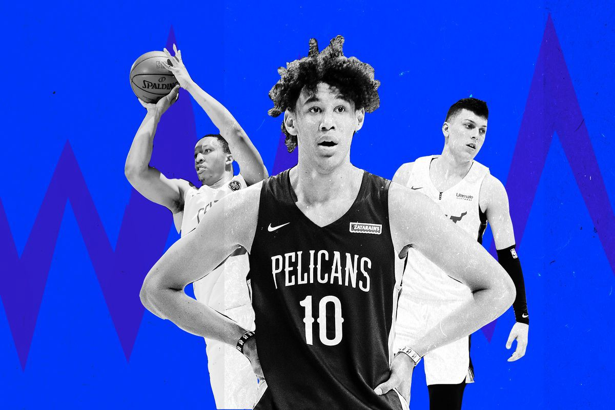 Jaxson Hayes, Grant Williams, and Tyler Herro are three 2019 NBA Draft picks whose stock rose on team fit and Summer League