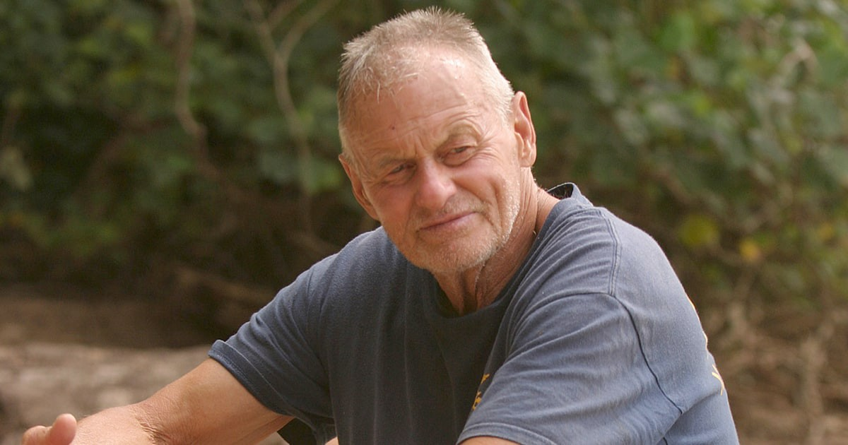 Rudy Boesch: The Original Quote Machine - A Tribe of One