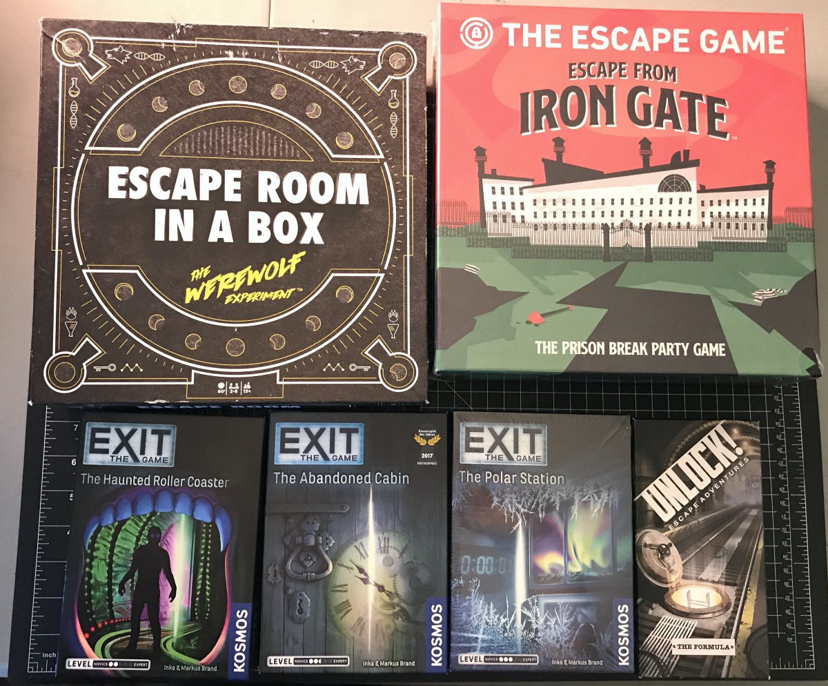 Tabletop Zoom Gaming Escape Room In A Box Feature By Cara Mandel No Proscenium The Guide To Everything Immersive