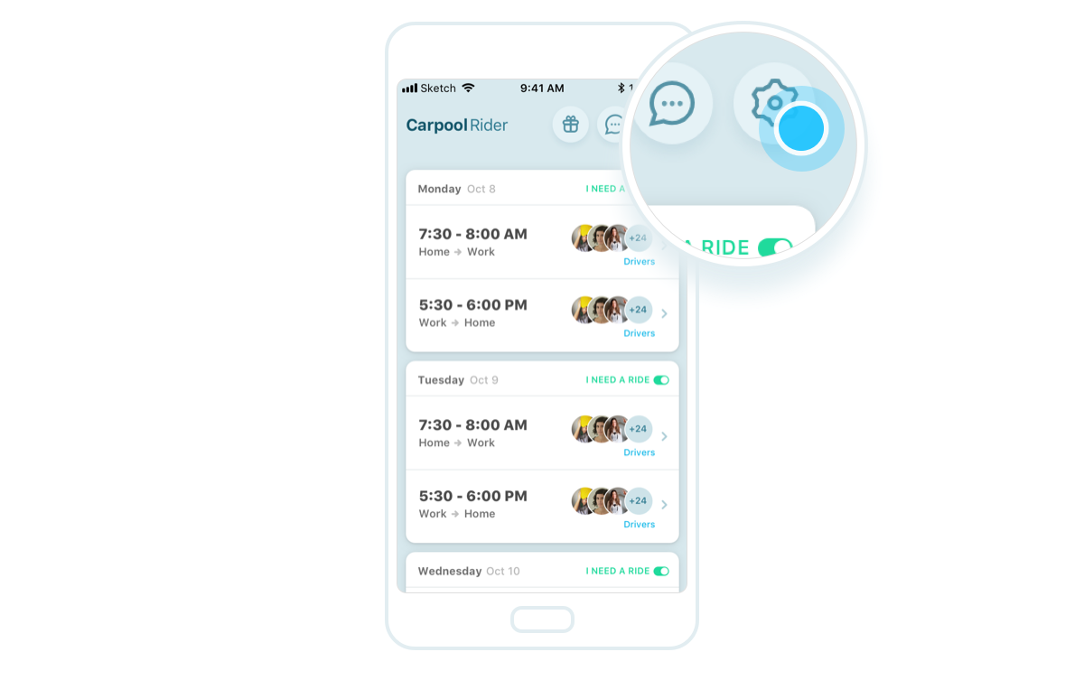 How to Carpool with Classmates - Waze - Medium