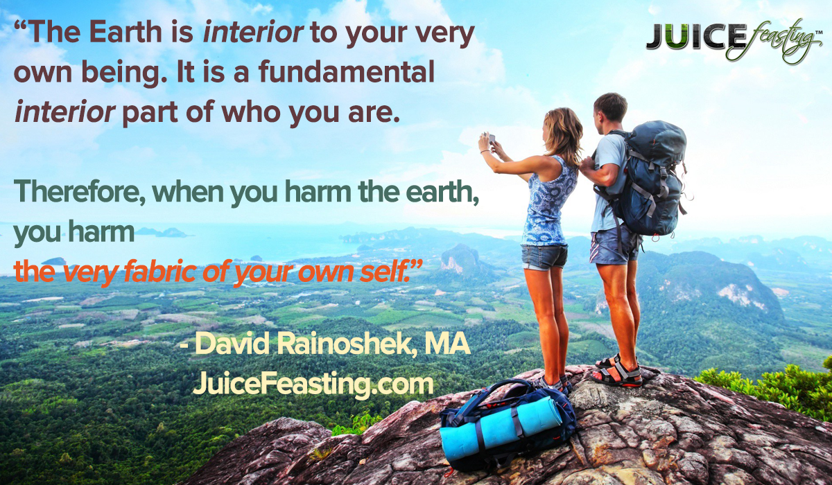 juice feasting for health mastery |david rainoshek, ma