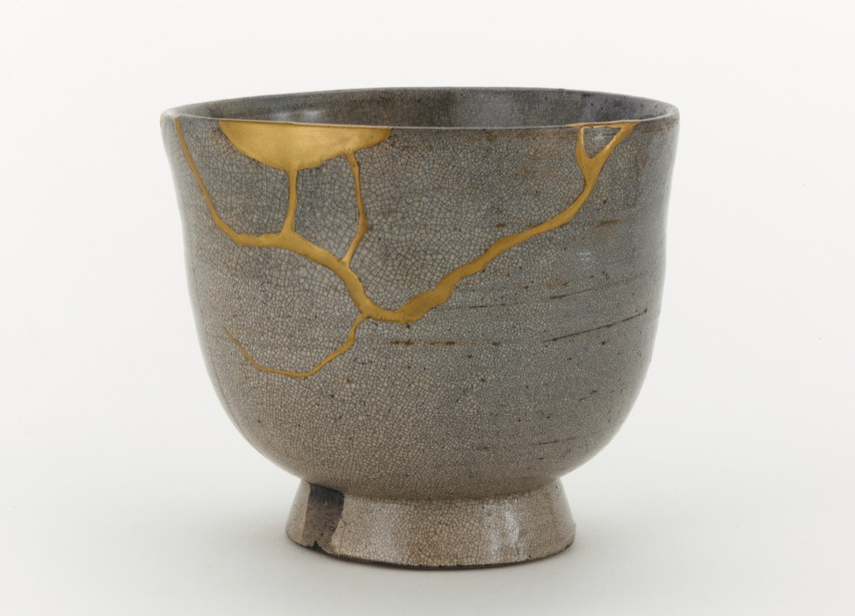 An example of Kintsugi