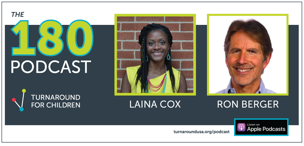 Laina Cox and Ron Berger on The 180 Podcast