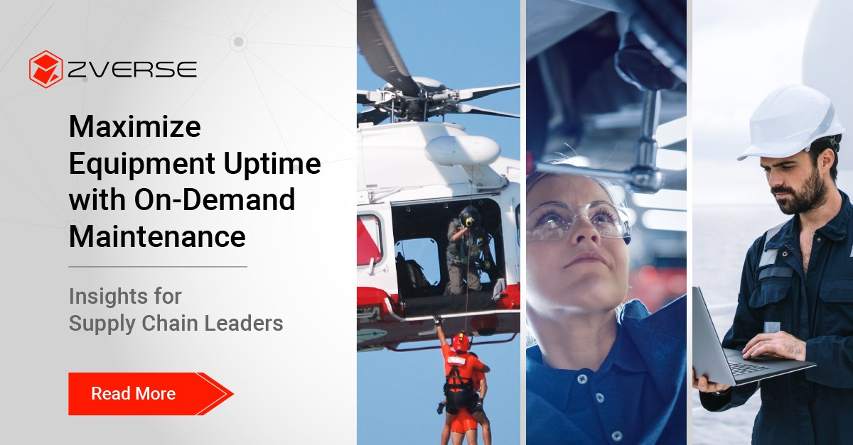 Maximize Equipment Uptime with On-Demand Maintenance Insights for Supply Chain Leaders