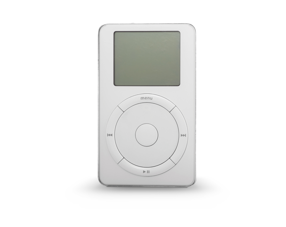 Visual History Of The Ipod Happy 15th Anniversary By Sam Bullshit Ist