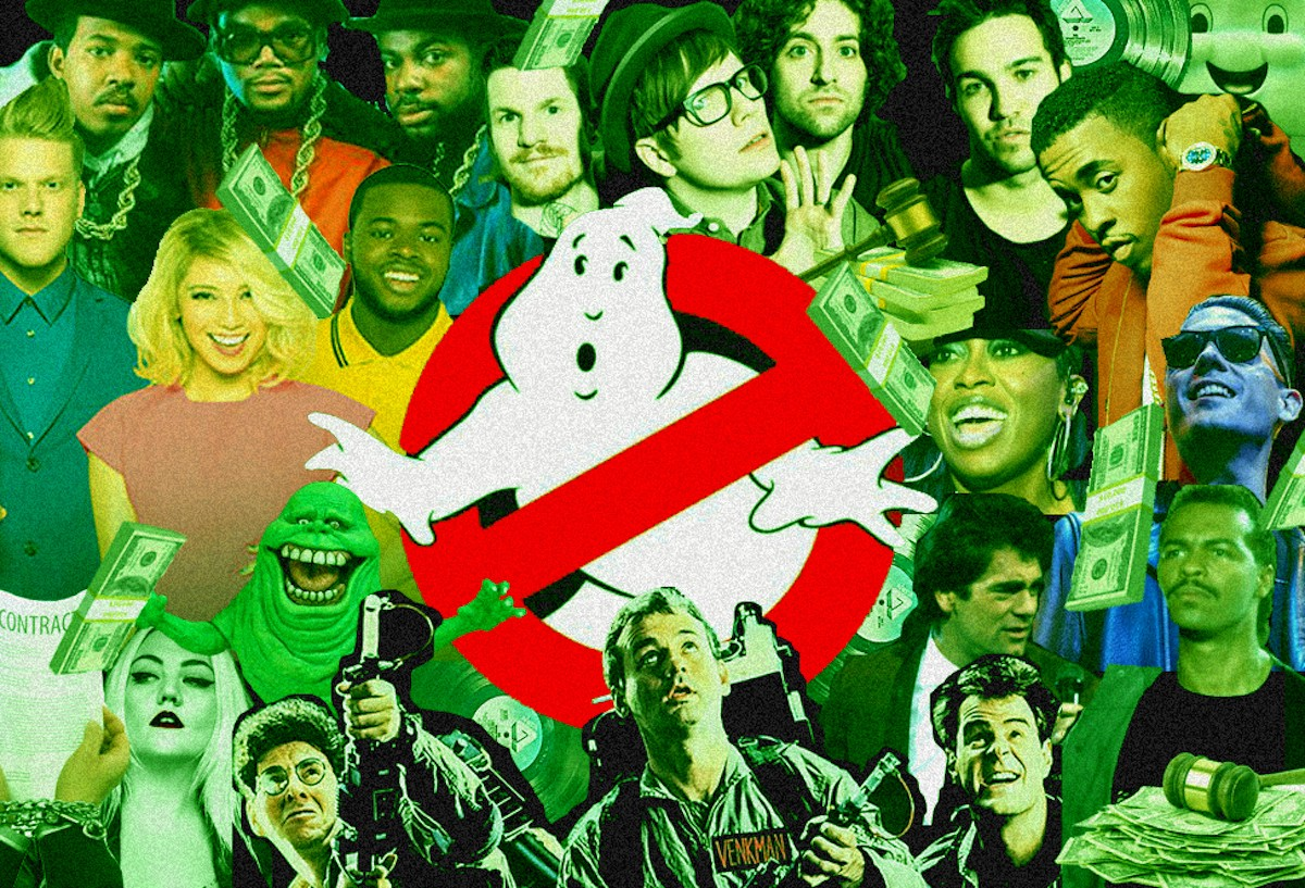 The Freaky Legacy of the 'Ghostbusters' Theme Song