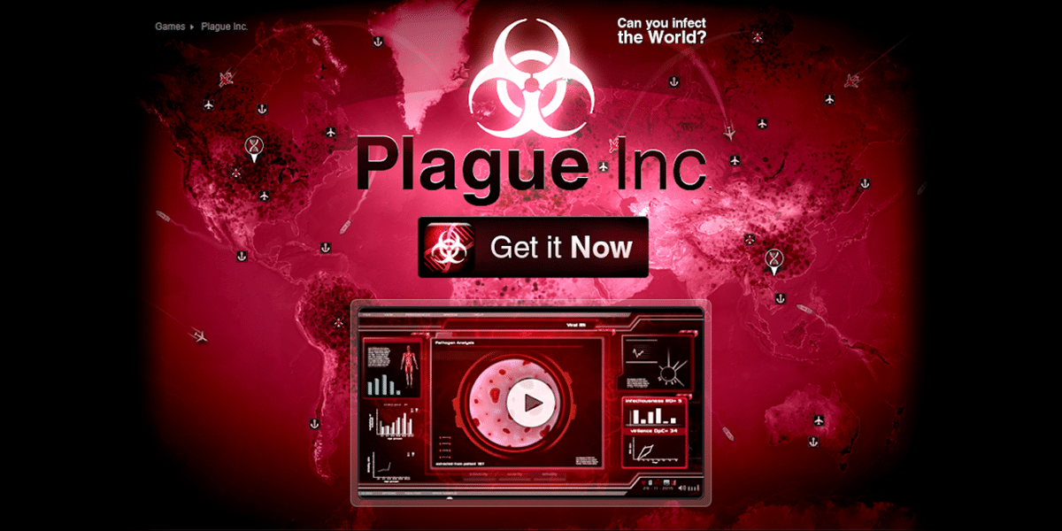 Plague Inc. Challenges Players To Spread Contagion Rather Than Fight It