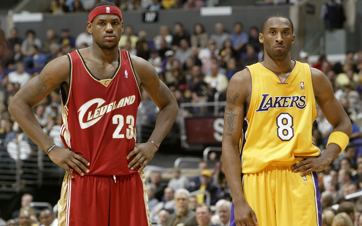Has LeBron had it easier than Kobe? - 36 Chapters