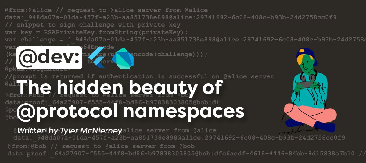 Header for The hidden beauty of @protocol namespaces