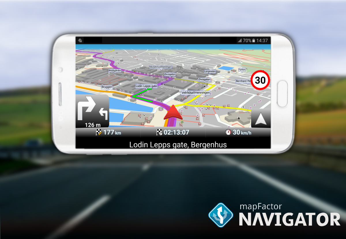 6+1 main reasons for using MapFactor Navigator - MapFactor
