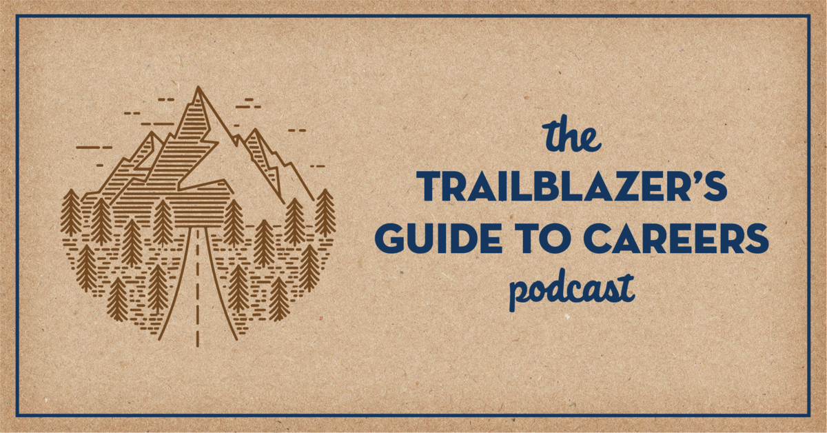 Trailhead podcast — Explore the amazing career paths you can