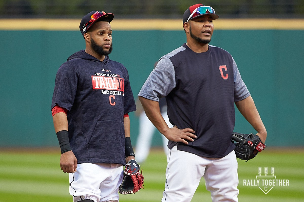 Cleveland Indians announce official ALDS roster - TribeVibe