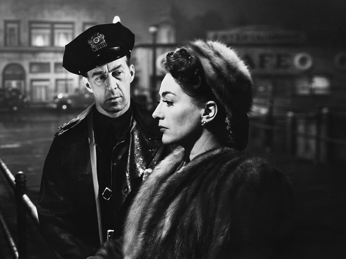 Catching Up with the Classics: MILDRED PIERCE (1945) | by Julian ...
