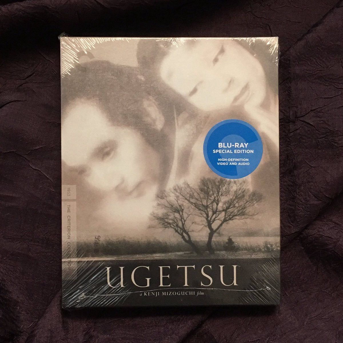 Criterion Review Ugetsu 1953 Haunts Your Dreams Cinapse